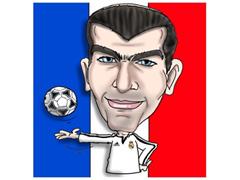 Zinedine Zidane (parodie)